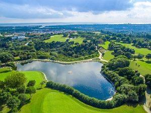 La Cañada Golf Club -hole 17