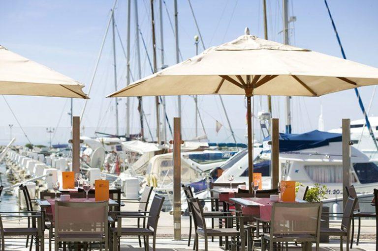 Hotel Club Marítimo - terrace