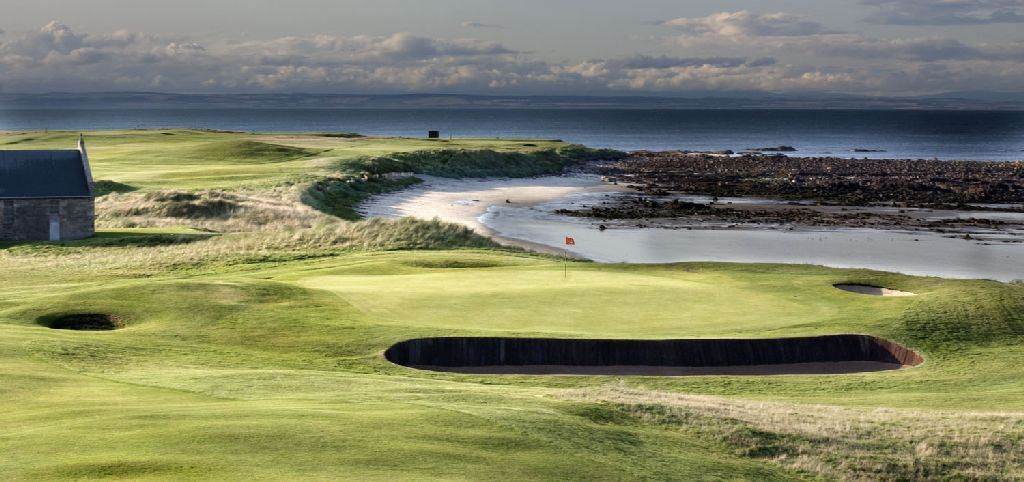 Crail Balcomie Links