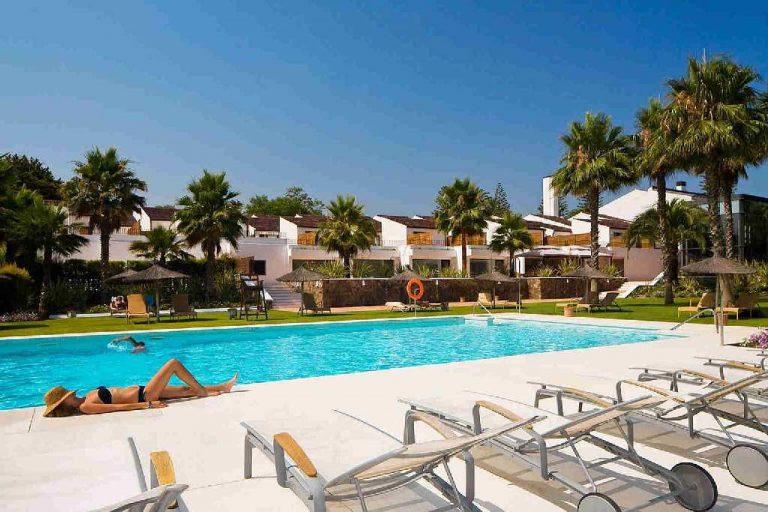 Hotel NH Sotogrande - pool