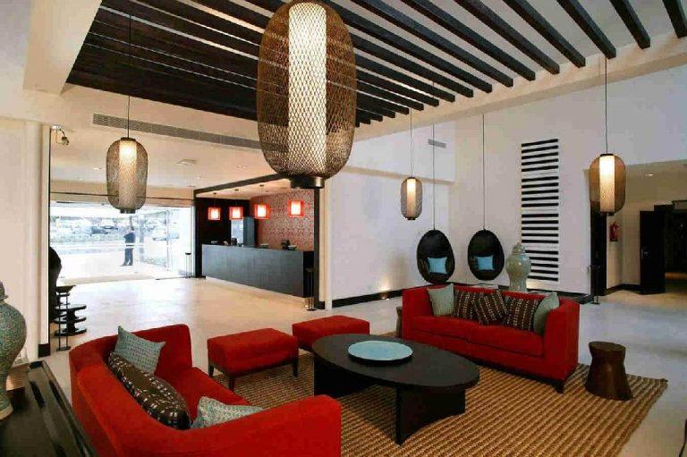 Hotel NH Sotogrande - reception