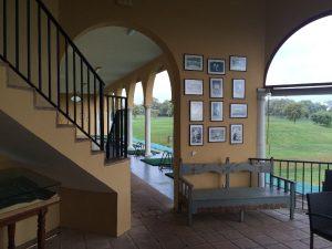 San Roque Club practice centre