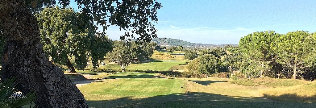 San Roque New Course, 17th tee