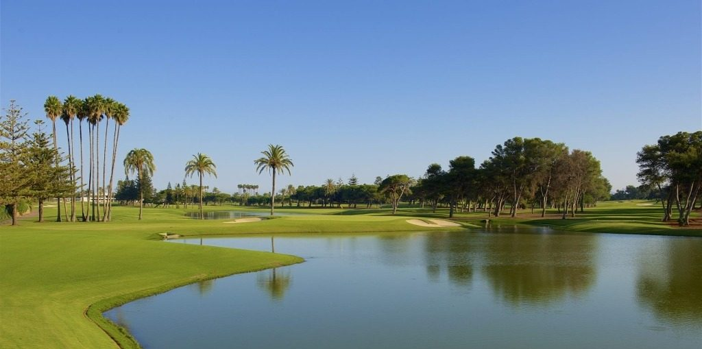 Sotogrande - 17th hole